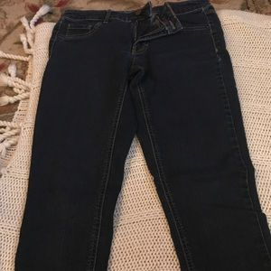Mossimo Jeans Skinny Crop